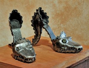 Croc Heels - Scott Cawood (with permission)