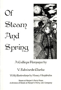 Of Steam and Spring Cover