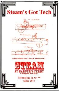 John Harris Hall Steam's Got Tech