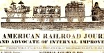 1835 American Railroad